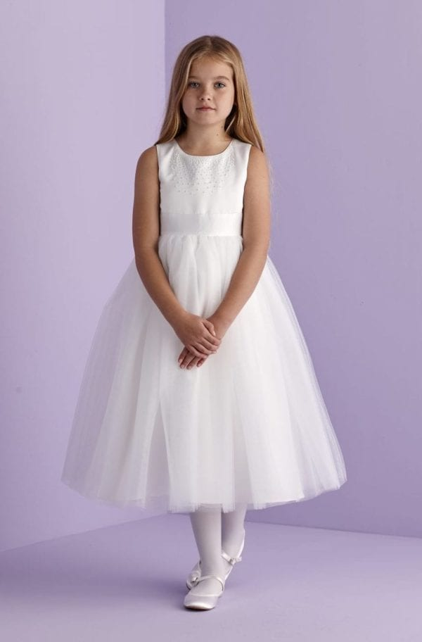 Holy Communion Dress ballerina length