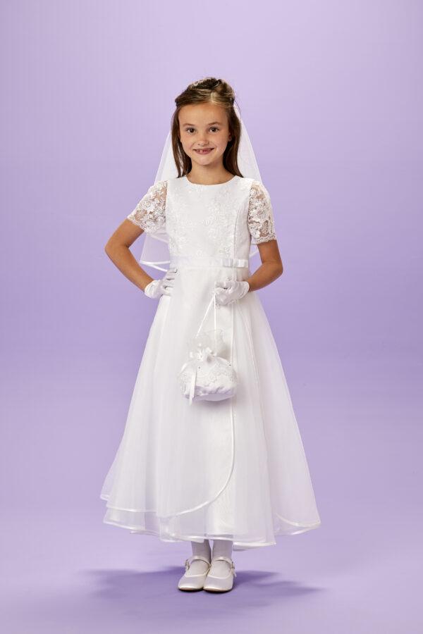 Izzy Communion Dress