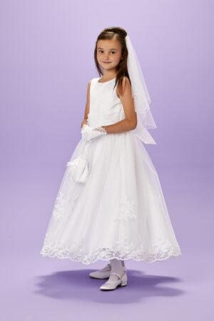 Lucinda Communion Dress