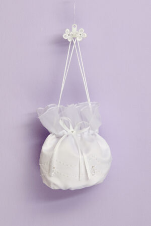 Jane White Communion Pouch bag
